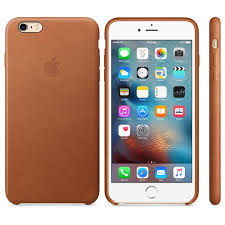 APPLE IPHONE 6S PLUS LEATHER CASE SADDLE (APMKXC2ZM)