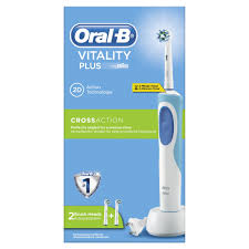 ORALB BROSSE A DENTS VITAL CROSS PLUS (BPVITALCROSSPLU)