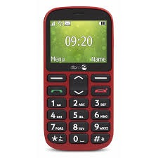 DORO GSM HP 1361 RED 253-20147 (DOHP1361RD)