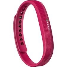 FITBIT ACTIVITY TRACKER FLEX 2 MAGENTA (FIFITBITFLEX2M)