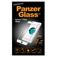 PANZER GLASS IPHONE 7 PLUS PREMIUM WHITE (GCPANIPH7PWPREM)