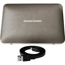 HARMAN/KARDON KARDON PORTABLE OR (HKESQUIRE2GLD)