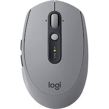 LOGITECH WIRELESS MOUSE M590 GREY (ITLOM590GREY)