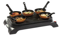 DOMO WOK PARTY SET DO8706W (LIDO8706W)