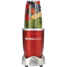 NUTRIBULLET 8 PCS ROUGE (NBJMLV2585)