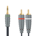 BANDRIDGE CABLE AUDIO BAL3402 2M (NDBABAL3402)