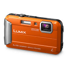 PANASONIC LUMIX DMC-FT30 ORANGE WATERPRO (PADMCFT30EFD)