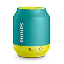 PHILIPS BLUETOOTH SPEAKER BT50 GRIJS (PSBT50G00)