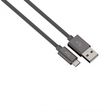 COLOR LINE MICRO USB 1M BLACK (AI80510)