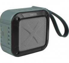 NIKKEI WATERPROOF SPEAKER BT GRIS (AKNIBOXX1GY)