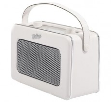 NIKKEI PORTABLE RADIO VINTAGE BLANC (AKNINPR200WE)