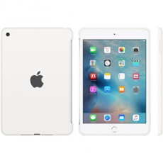APPLE IPAD MINI4 SILIC CASE WHITE (APMKLL2ZM)