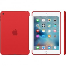 APPLE IPAD MINI4 SILIC CASE RED (APMKLN2ZM)