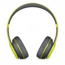 BEATS SOLO2 WIRELESS SHOCKYELLOW MKQ12ZM (APMKQ12ZM)