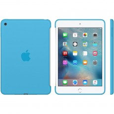 APPLE IPAD MINI4 SILICONE CASE BLUE (APMLD32ZM)