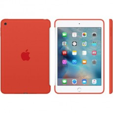 APPLE IPAD MINI4 SILICONE CASE ORANGE (APMLD42ZM)