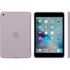 APPLE IPAD MINI4 SILICONE CASE LAVENDER (APMLD62ZM)