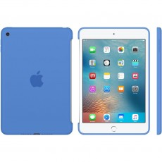 APPLE MINI 4 SILICON CASE ROYAL BLUE (APMM3M2ZM)