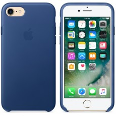 APPLE IPHONE 7 LEATHER CASE SAPPHIRE (APMPT92ZM)