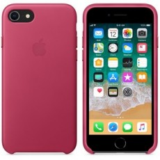 APPLE IPHONE 8/7 LEATHER CASE PINK (APMQHG2ZM)