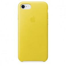 APPLE IPHONE 8/7 LEATHER CASE YELLOW (APMRG72ZM)