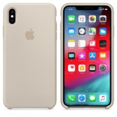 APPLE IPHONE XS MAX SILICONE CASE STONE (APMRWJ2ZM)