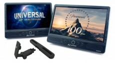 AV AUDIO PORTABLE DVD PLAYER AV2500DUO (AVAV2500DUO)