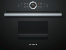 BOSCH OVEN STEAM 45CM CDG634BB1 (BICDG634BB1)
