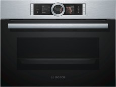 BOSCH OVEN STEAM 45CM CSG636BS1 (BICSG636BS1)