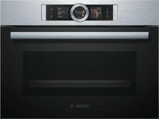 BOSCH OVEN STEAM 45CM CSG656BS1 (BICSG656BS1)