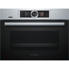 BOSCH OVEN STEAM 45CM CSG656RS6 (BICSG656RS6)