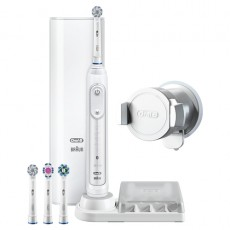 ORALB BROSSE A DENTS GENIUS 9100S WHITE (BPGENIUS9100SWH)