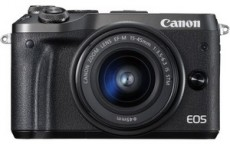 CANON EOS M6 BODY BLACK (CNEOSM6BODYB)