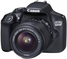 CANON DSLR EOS 1300D 18-55MM IS (CNRFEOS1300D026)