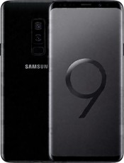 SAMSUNG GALAXY S9 PLUS BLACK (DGSAMG965BK)
