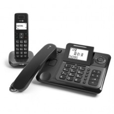 DORO COMBO FIXED AND DECT DESIGN PHONE (DOCOMF4005)