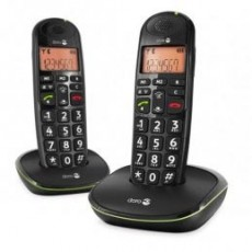 DORO PHONE EASY 100W DUO Black 250¡70005 (DOPE100WBDUO)