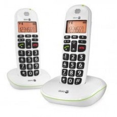DORO PHONE EASY 100W DUO white 250¡70006 (DOPE100WWDUO)