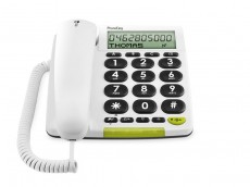DORO PHONE EASY 312CS WHITE 250-71004 (DOPE312CS)