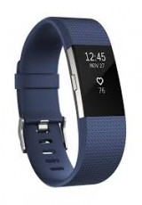 FITBIT CHARGE HR 2 ACT. TR.BLUE SMALL (FIFITBITCHHR2SB)