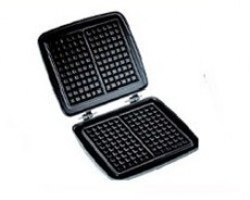 SET BAKPLATEN TRADITIONELE WAFELS 6X10 (FL142354)