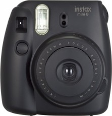 FUJIFILM INSTAX MINI BLACK FILM(10)+CASE (FUB13061C)