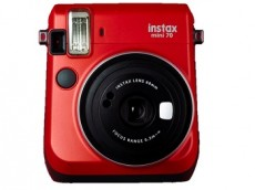 FUJIFILM INSTAX MINI 70 RED (FUB13274)