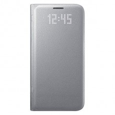 SAMSUNG LED VIEW COVER SILVER S7 EDGE (GCEFNG935PSEGWW)