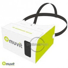 MUVIT VIRTUAL REALITY CARTON HEADSET (GCMUCARDBOARD)