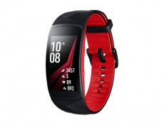 SAMSUNG R365 GEAR FIT 2 PRO BLACK/RED L (GCSAMR3650LB)