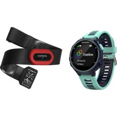 GARMIN FORERUNNER 735XT RUN BUNDLE BLUE (GGFORRU735XTRUB)