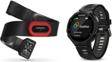 GARMIN FORERUNNER 735XT RUN BUNDLE BLACK (GGFORRU735XTRUG)