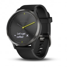 GARMIN VIVOMOVE HR BLACK 010-01850-01 (GGVIVOMOVEHRB)