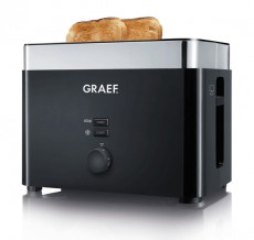 GRAEF TOASTER TO 62 ZWART (GRTO62)